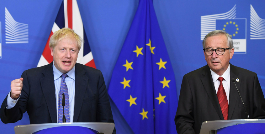 New Brexit Deal agreed between the UK and the EU October 17, 2019